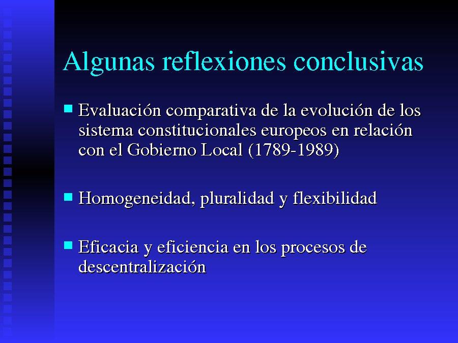 Presentación Iñigo del Guayo Castiella. Catedrático de Dereito Administrativo na Universidade de Almería. Ex-director do INAP